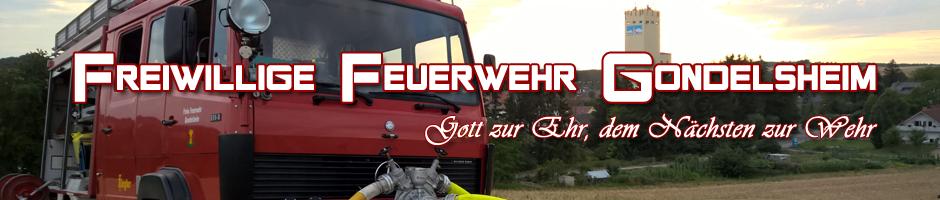 Freiwillige Feuerwehr Gondelsheim